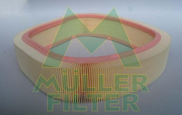 Slika MULLER FILTER - PA404 - Filter za vazduh (Sistem za dovod vazduha)