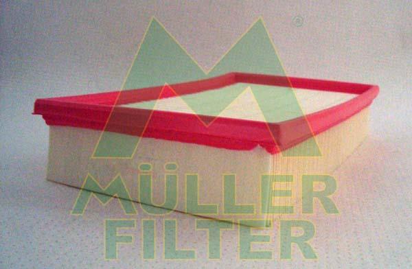 Slika MULLER FILTER - PA477 - Filter za vazduh (Sistem za dovod vazduha)