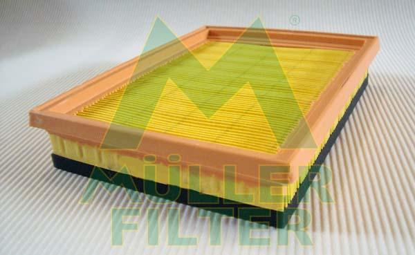 Slika MULLER FILTER - PA3490 - Filter za vazduh (Sistem za dovod vazduha)