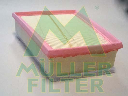 Slika MULLER FILTER - PA3522 - Filter za vazduh (Sistem za dovod vazduha)