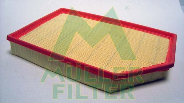 Slika MULLER FILTER - PA3340 - Filter za vazduh (Sistem za dovod vazduha)