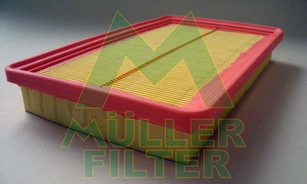 Slika MULLER FILTER - PA3468 - Filter za vazduh (Sistem za dovod vazduha)