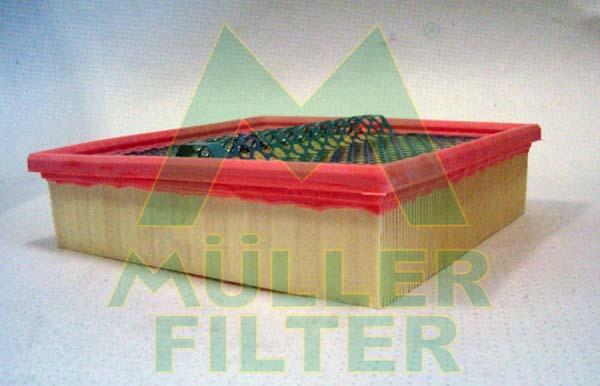 Slika MULLER FILTER - PA341 - Filter za vazduh (Sistem za dovod vazduha)