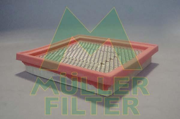 Slika MULLER FILTER - PA459 - Filter za vazduh (Sistem za dovod vazduha)