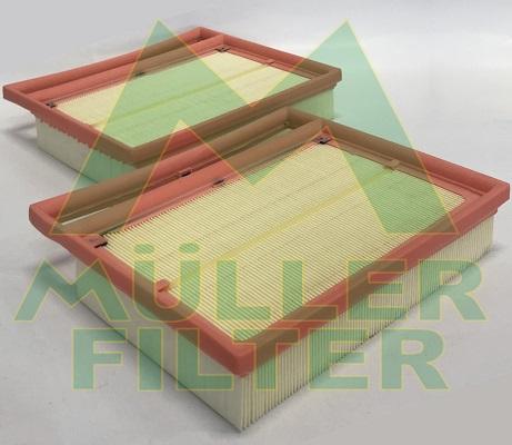 Slika MULLER FILTER - PA3411X2 - Filter za vazduh (Sistem za dovod vazduha)