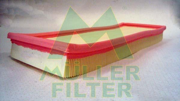 Slika MULLER FILTER - PA463 - Filter za vazduh (Sistem za dovod vazduha)