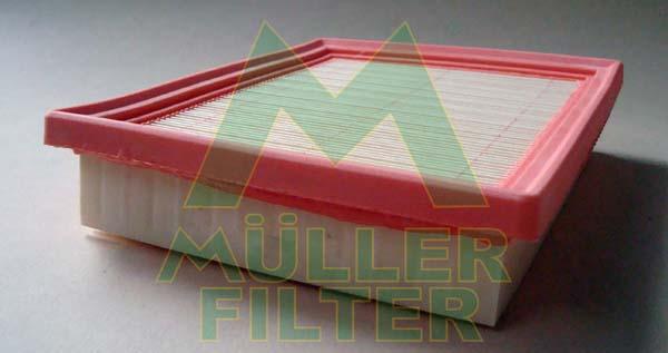Slika MULLER FILTER - PA3465 - Filter za vazduh (Sistem za dovod vazduha)