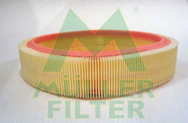 Slika MULLER FILTER - PA402 - Filter za vazduh (Sistem za dovod vazduha)
