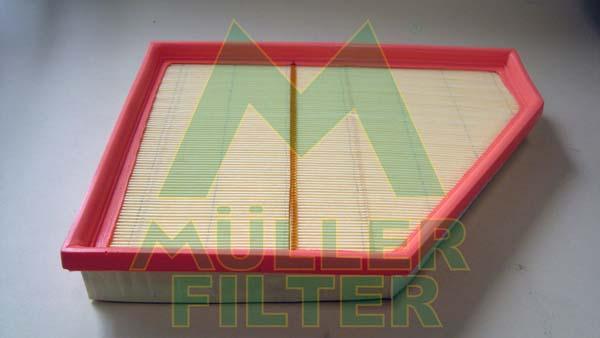 Slika MULLER FILTER - PA3356 - Filter za vazduh (Sistem za dovod vazduha)