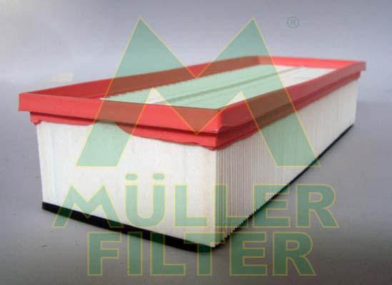 Slika MULLER FILTER - PA3402 - Filter za vazduh (Sistem za dovod vazduha)