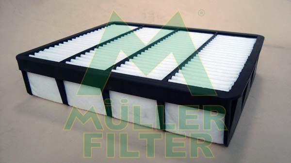 Slika MULLER FILTER - PA3433 - Filter za vazduh (Sistem za dovod vazduha)