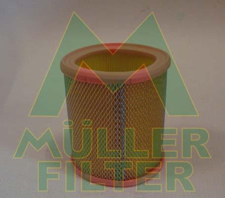 Slika MULLER FILTER - PA338 - Filter za vazduh (Sistem za dovod vazduha)