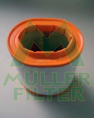 Slika MULLER FILTER - PA3396 - Filter za vazduh (Sistem za dovod vazduha)