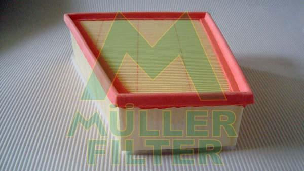 Slika MULLER FILTER - PA3548 - Filter za vazduh (Sistem za dovod vazduha)
