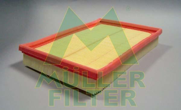 Slika MULLER FILTER - PA469 - Filter za vazduh (Sistem za dovod vazduha)