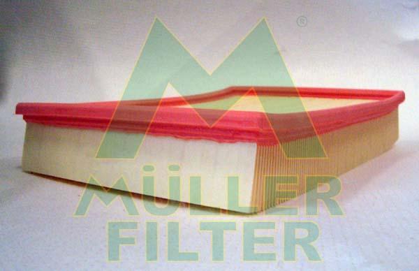 Slika MULLER FILTER - PA437 - Filter za vazduh (Sistem za dovod vazduha)