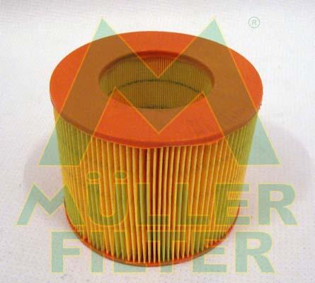 Slika MULLER FILTER - PA478 - Filter za vazduh (Sistem za dovod vazduha)
