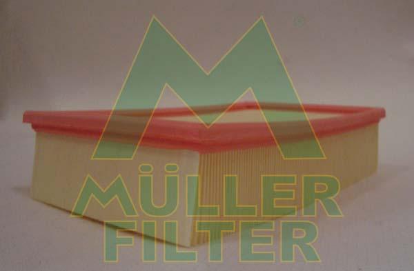 Slika MULLER FILTER - PA458 - Filter za vazduh (Sistem za dovod vazduha)