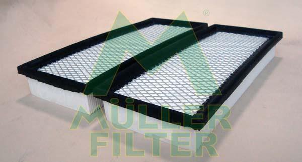Slika MULLER FILTER - PA3410x2 - Filter za vazduh (Sistem za dovod vazduha)