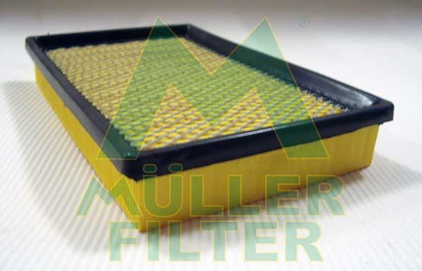 Slika MULLER FILTER - PA3413 - Filter za vazduh (Sistem za dovod vazduha)