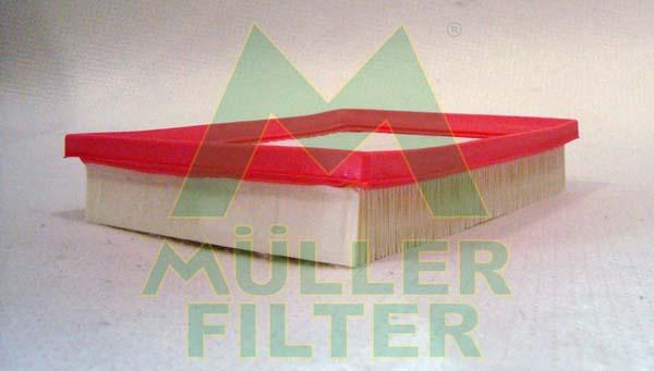 Slika MULLER FILTER - PA466 - Filter za vazduh (Sistem za dovod vazduha)