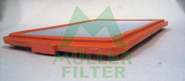 Slika MULLER FILTER - PA386 - Filter za vazduh (Sistem za dovod vazduha)