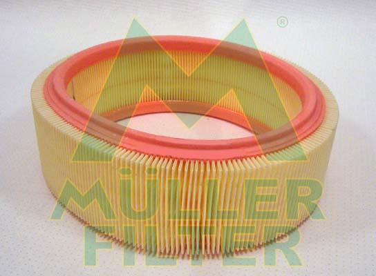 Slika MULLER FILTER - PA602 - Filter za vazduh (Sistem za dovod vazduha)
