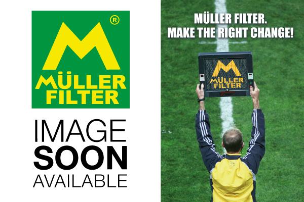 Slika MULLER FILTER - PA3400 - Filter za vazduh (Sistem za dovod vazduha)