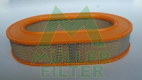 Slika MULLER FILTER - PA401 - Filter za vazduh (Sistem za dovod vazduha)