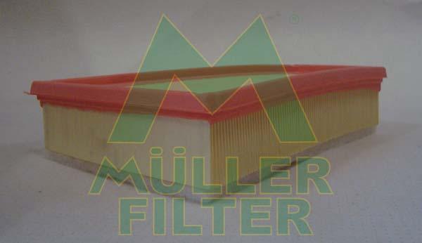 Slika MULLER FILTER - PA405 - Filter za vazduh (Sistem za dovod vazduha)