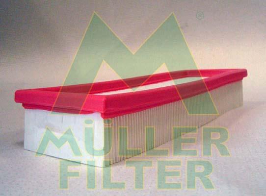 Slika MULLER FILTER - PA428 - Filter za vazduh (Sistem za dovod vazduha)