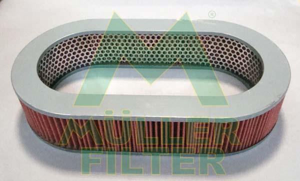 Slika MULLER FILTER - PA3372 - Filter za vazduh (Sistem za dovod vazduha)