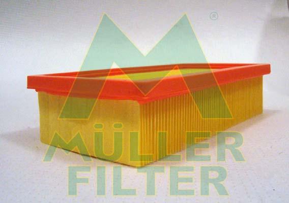 Slika MULLER FILTER - PA358HM - Filter za vazduh (Sistem za dovod vazduha)