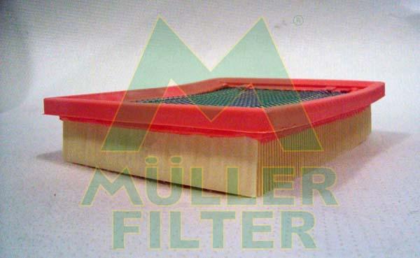 Slika MULLER FILTER - PA381 - Filter za vazduh (Sistem za dovod vazduha)