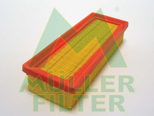 Slika MULLER FILTER - PA369 - Filter za vazduh (Sistem za dovod vazduha)