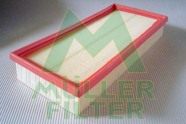 Slika MULLER FILTER - PA3338 - Filter za vazduh (Sistem za dovod vazduha)