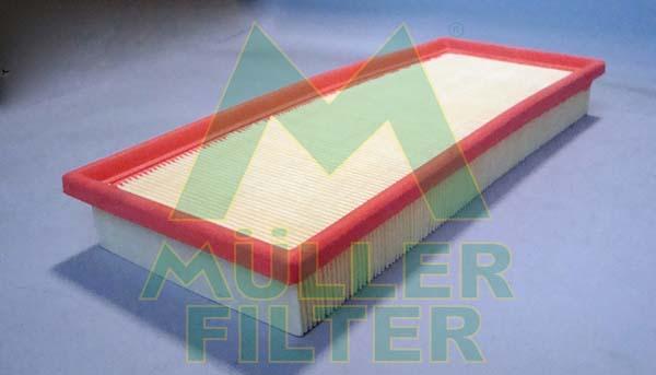 Slika MULLER FILTER - PA3408 - Filter za vazduh (Sistem za dovod vazduha)