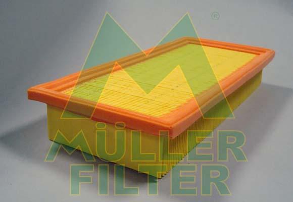 Slika MULLER FILTER - PA344 - Filter za vazduh (Sistem za dovod vazduha)