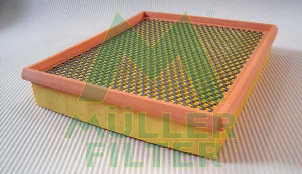 Slika MULLER FILTER - PA3388 - Filter za vazduh (Sistem za dovod vazduha)