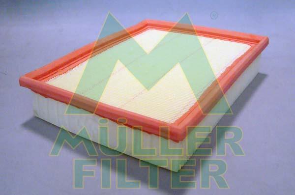 Slika MULLER FILTER - PA3500 - Filter za vazduh (Sistem za dovod vazduha)