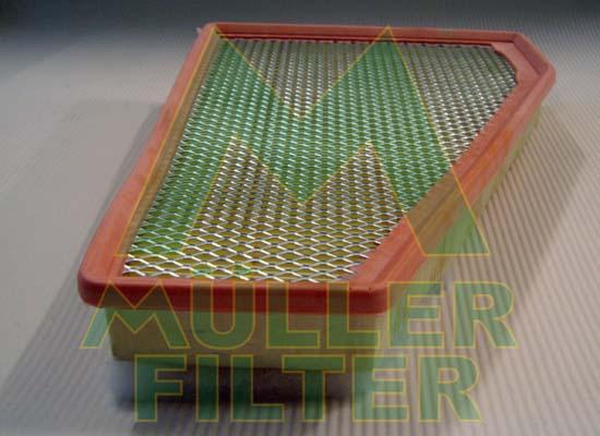 Slika MULLER FILTER - PA3414 - Filter za vazduh (Sistem za dovod vazduha)
