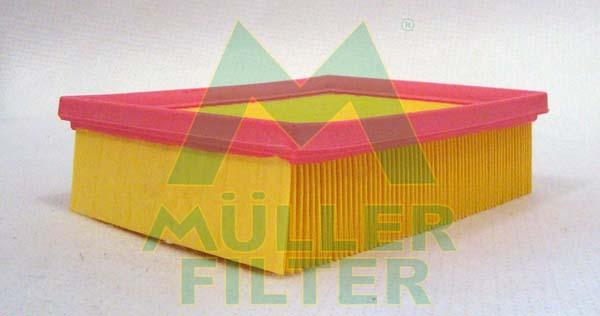 Slika MULLER FILTER - PA465 - Filter za vazduh (Sistem za dovod vazduha)