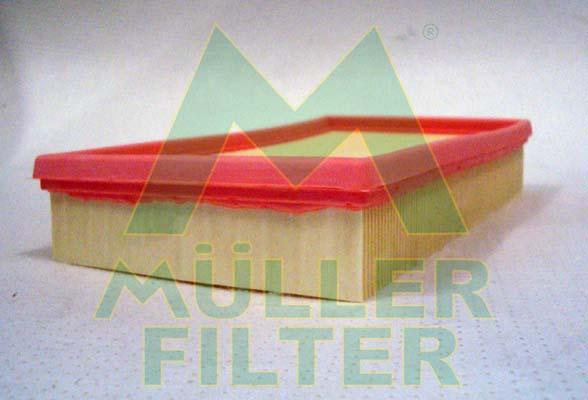 Slika MULLER FILTER - PA389 - Filter za vazduh (Sistem za dovod vazduha)