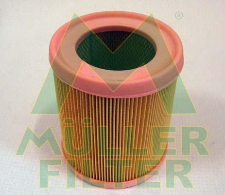 Slika MULLER FILTER - PA363 - Filter za vazduh (Sistem za dovod vazduha)