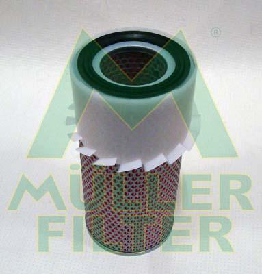 Slika MULLER FILTER - PA592 - Filter za vazduh (Sistem za dovod vazduha)