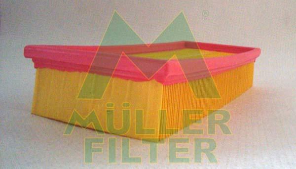 Slika MULLER FILTER - PA476 - Filter za vazduh (Sistem za dovod vazduha)