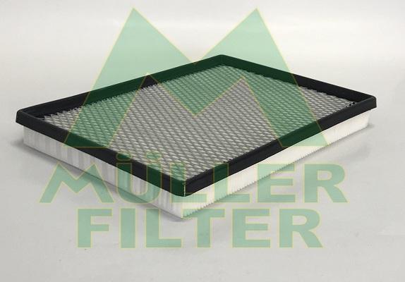Slika MULLER FILTER - PA3417 - Filter za vazduh (Sistem za dovod vazduha)