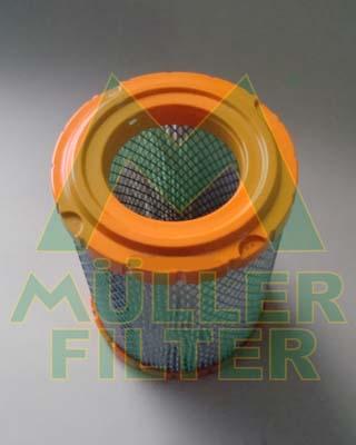 Slika MULLER FILTER - PA3384 - Filter za vazduh (Sistem za dovod vazduha)