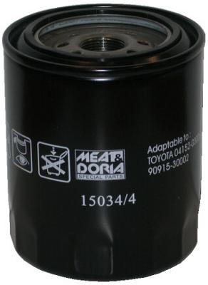 Slika MEAT & DORIA - 15034/4 - Filter za ulje (Podmazivanje)