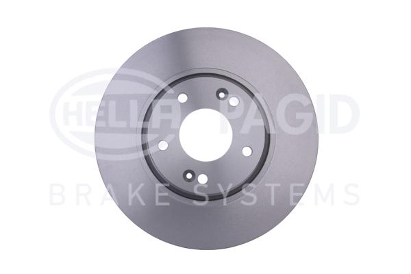 Slika HELLA PAGID - 8DD 355 114-511 - Kočioni disk (Kočioni uređaj)